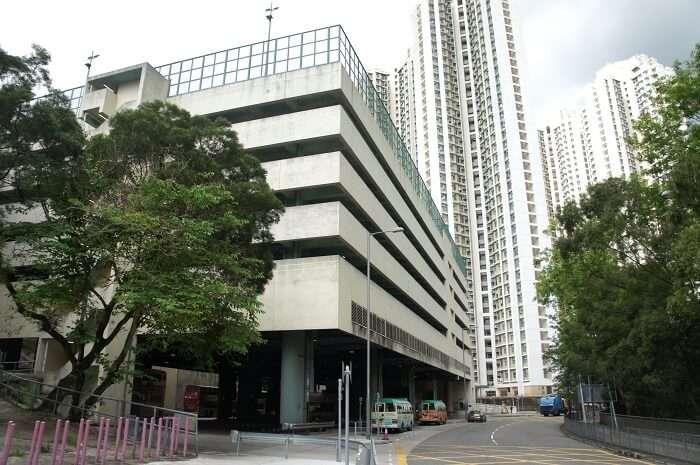 Tsz Wan Court hong kong