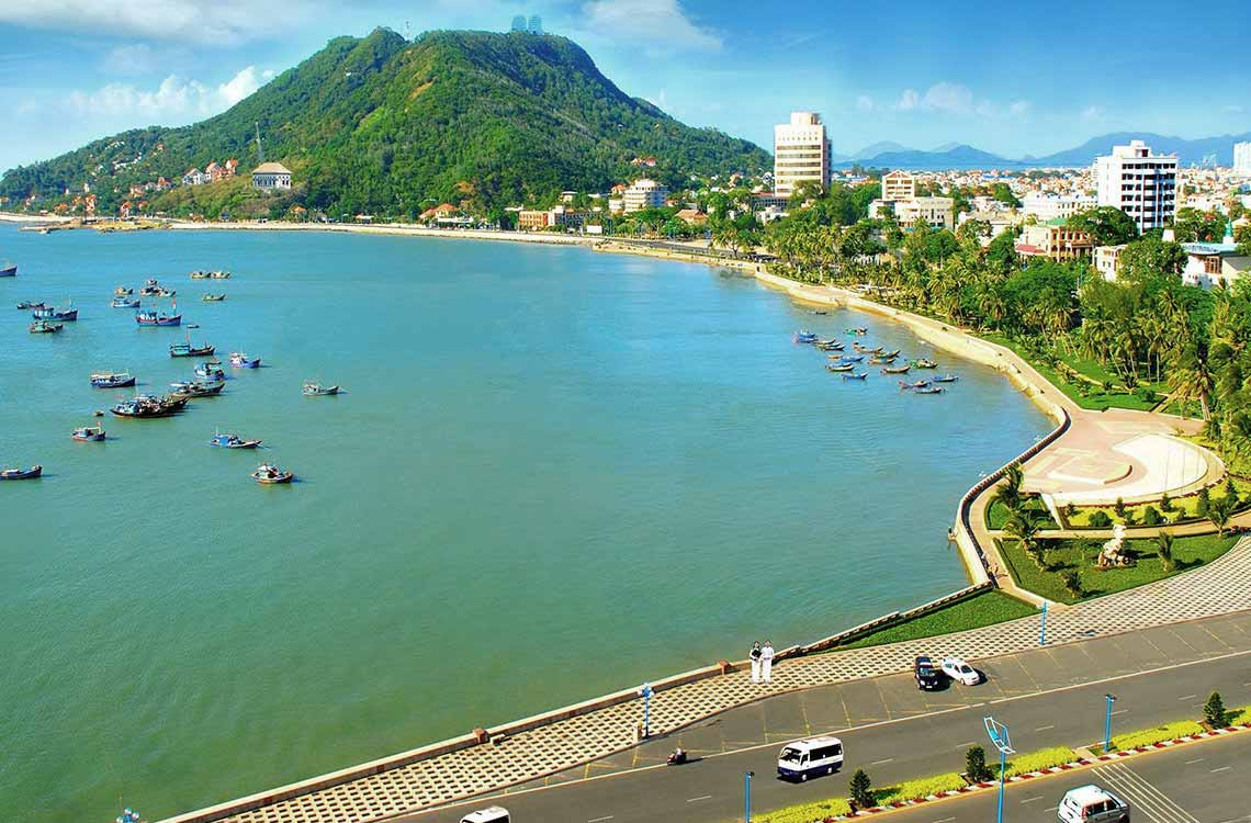 one of the best beaches in Ho chi Minh city