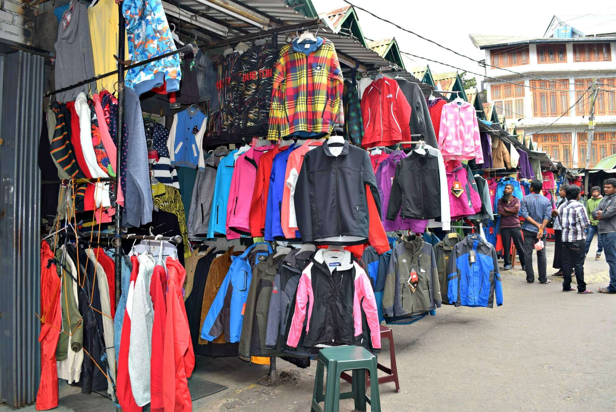 known as the Bale Bazaar