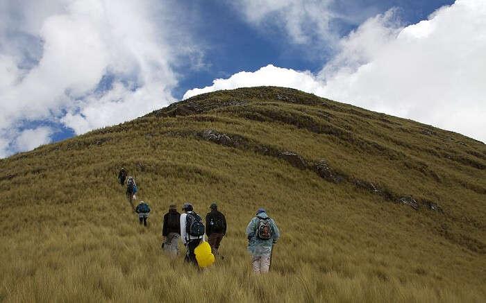 exciting trekking for adventure