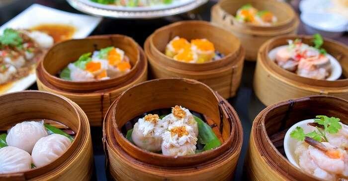 dimsums dumplings og