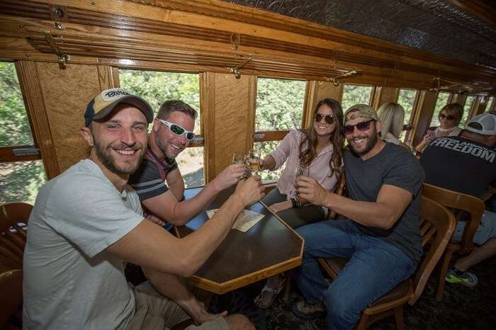 durango beer train