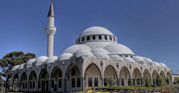 Masjid Al Maktoum