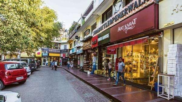 Khan Market In delhi