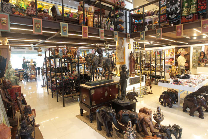 an exceptional place for shopping gift items