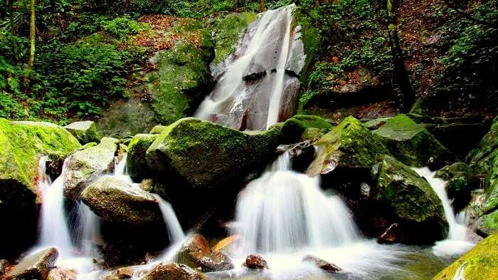 The Kipungit Waterfall