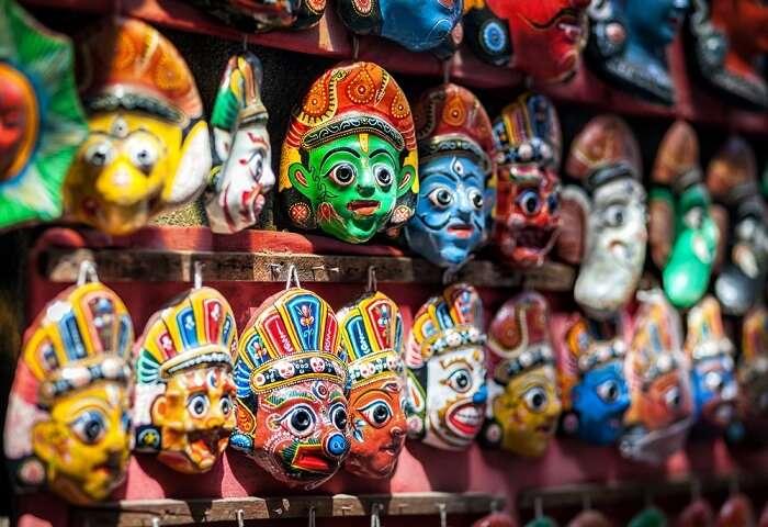 nepal shopping