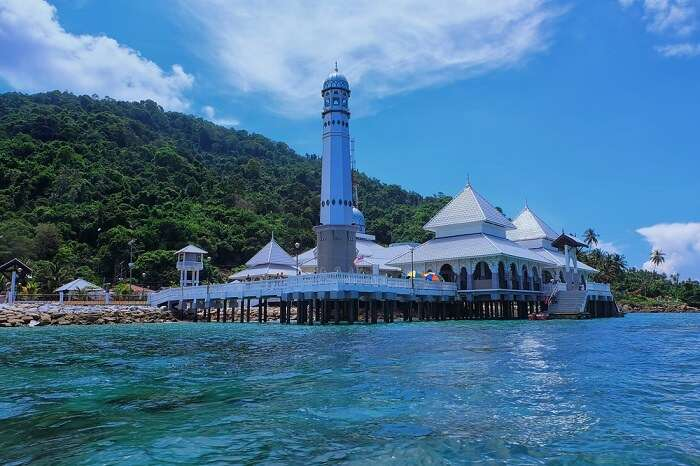 perhentian island mosque