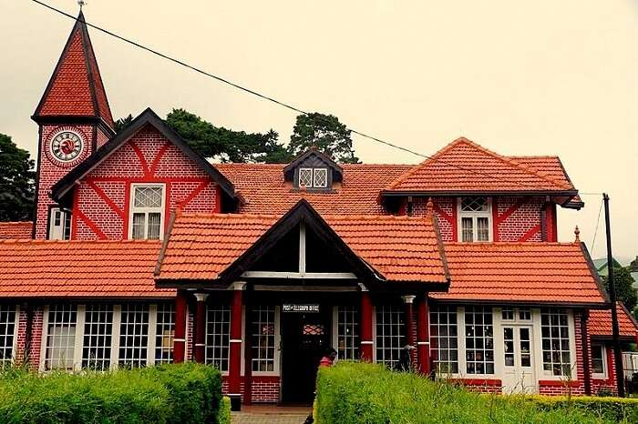 Nuwara post office