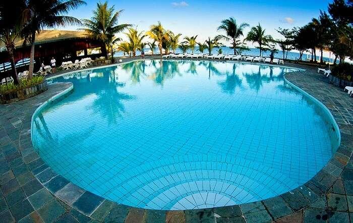 Layang Layang resort