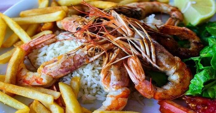 KIng Prawn Restaurant