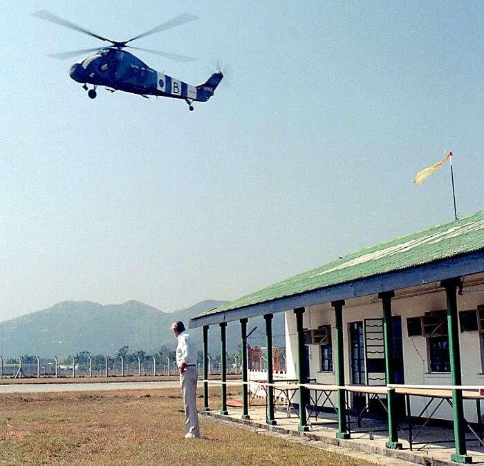 shek kong airbase