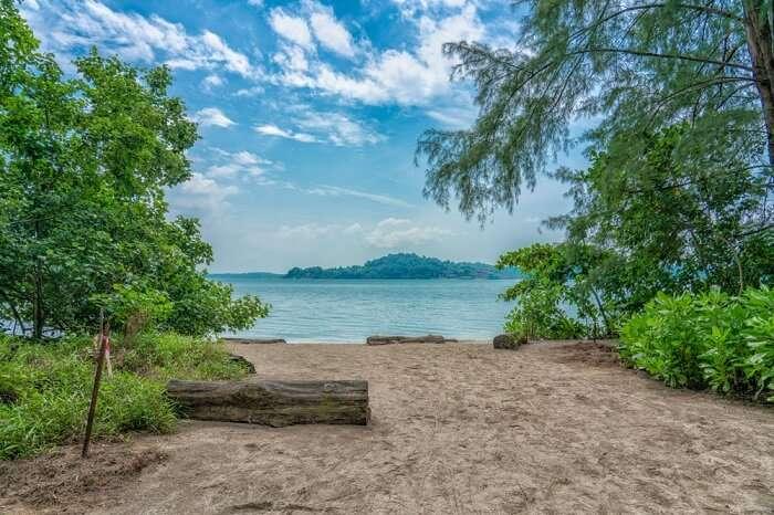 Where To Stay Pulau Serangoon