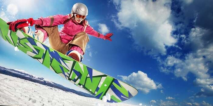 Tips For snowboarding