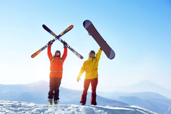 about snowboarding in singapore