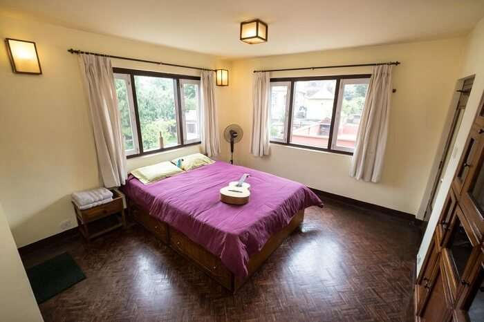 comfortable guest house nepal