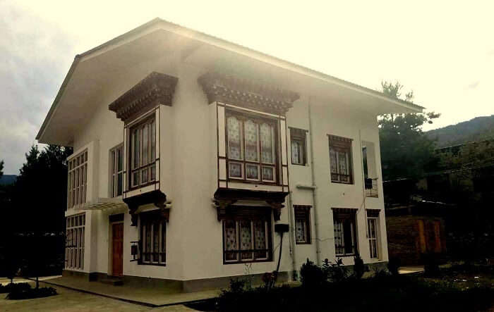 Zhuochen Lodge
