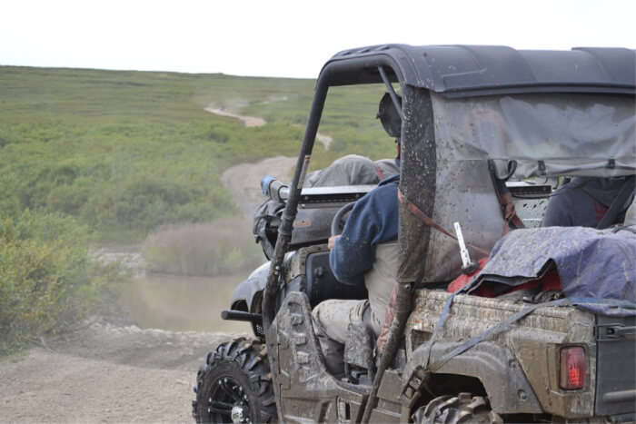 4 Wheel ATV Adventure Tour