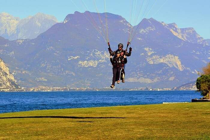 Safe Paragliding