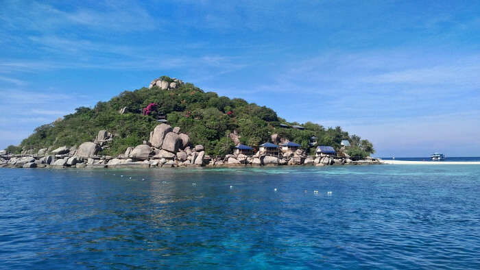 About Koh Nang Yuan Island