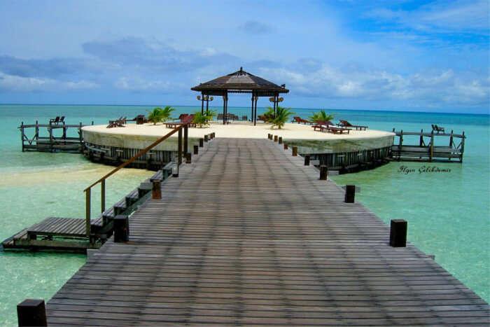 About Sipadan Island
