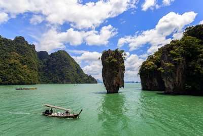 Ao Phang Nga National Park cover img