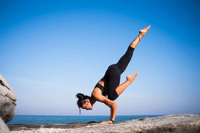 Apneista Yoga