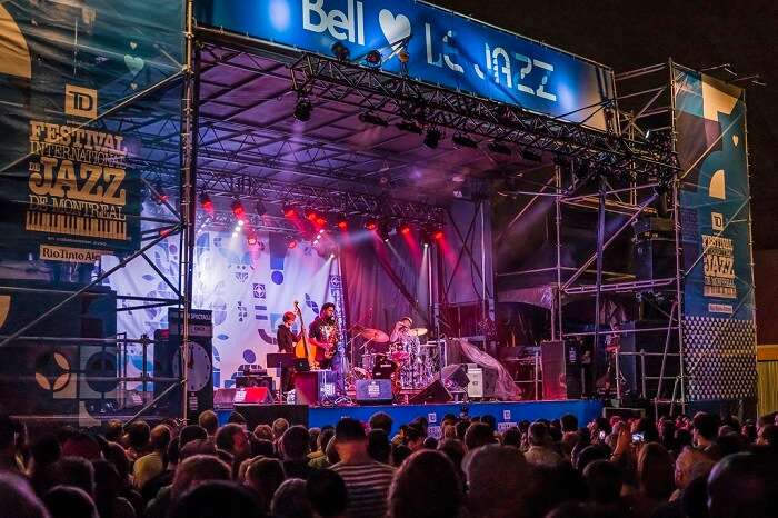 Attend the International Jazz Festival