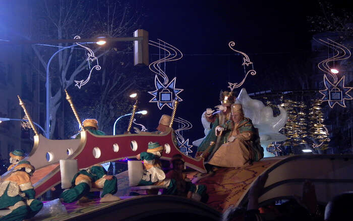 Three Kings Parade