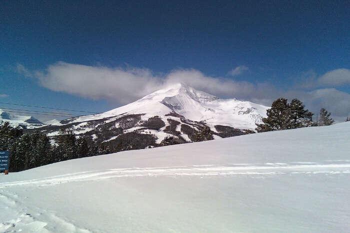 Big Sky_ A scenic ski destination
