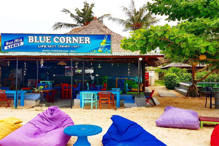 Blue Corner Bar