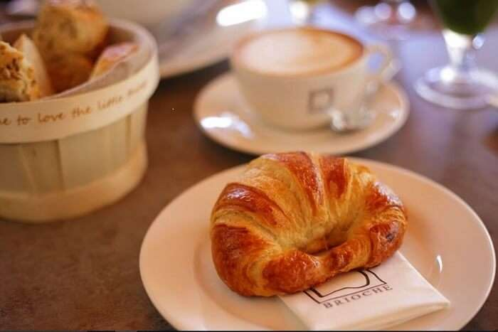 Brioche Cafe