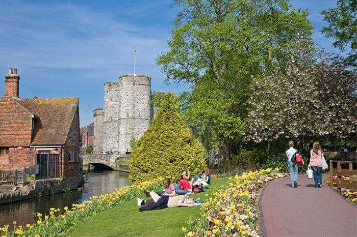 Canterbury Trip