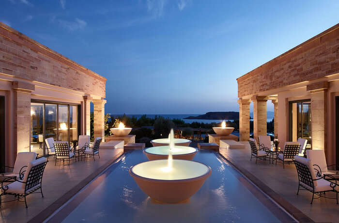 Cape Sounio Spa Retreat