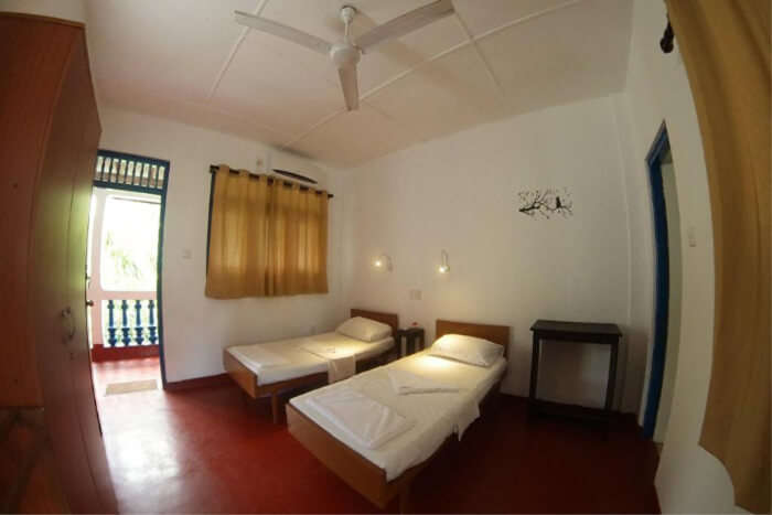 Coral Seas Homestays Hikkaduwa