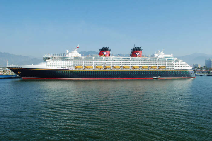 Disney Wonder Cruise from San Diego