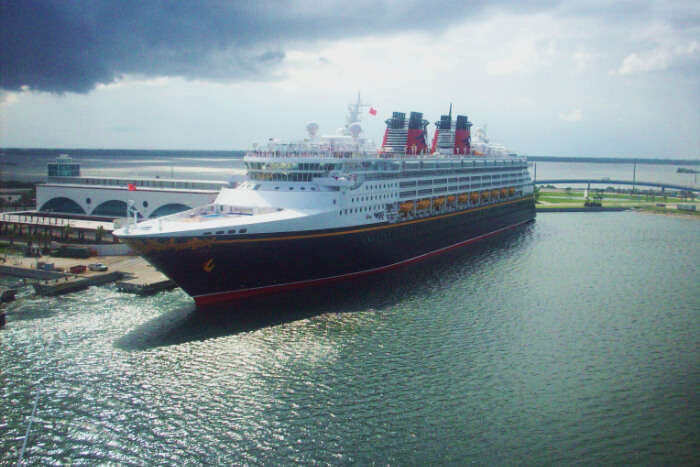 Disney Wonder to Mexican Riviera
