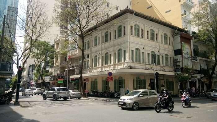 Street of Ho Chi Minh City