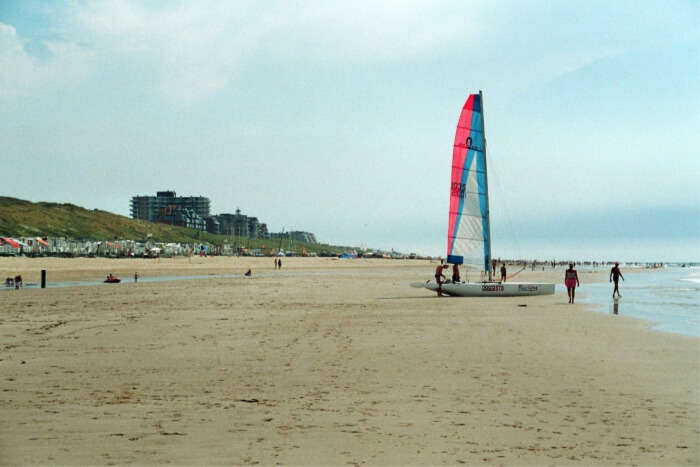 Egmond aan Zee Beach