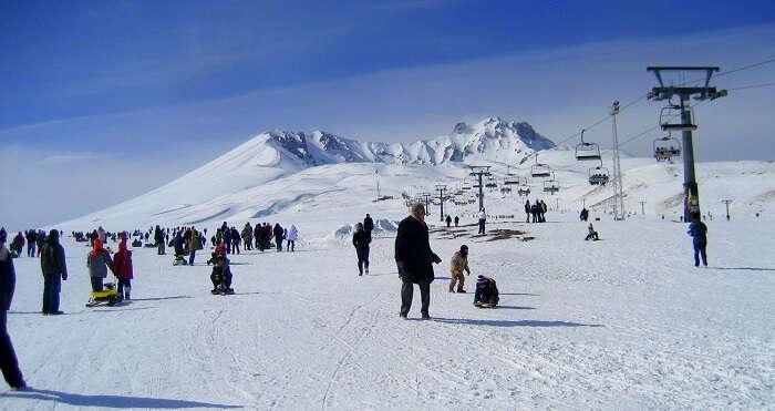 Erciyes Ski Centre