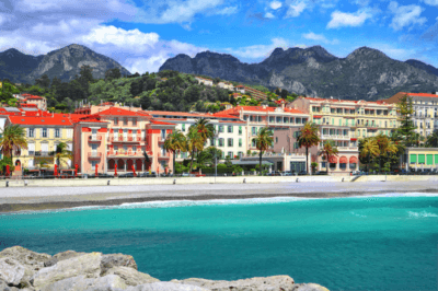 French Coastal Towns