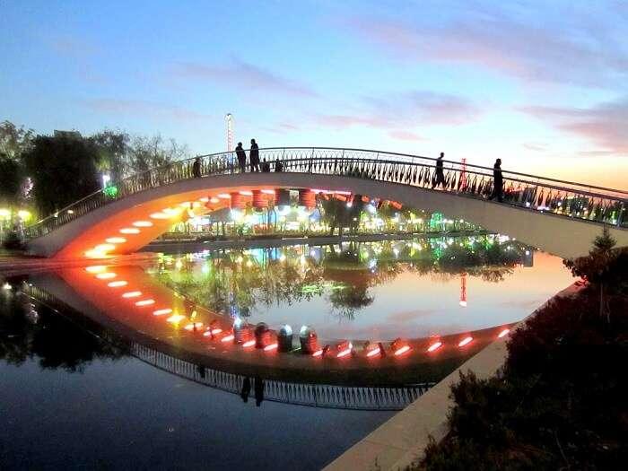 Genclik Park is a complete paradise