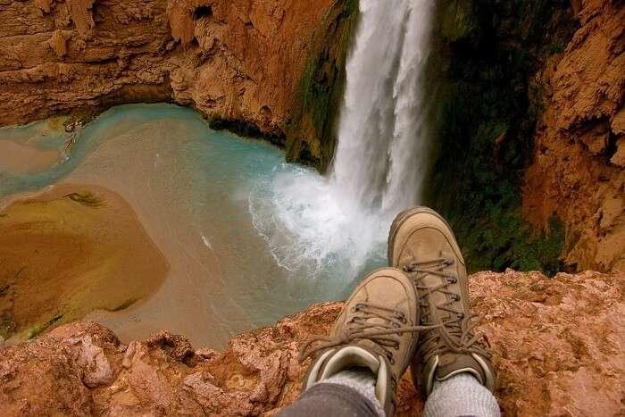 Beautiful canyon