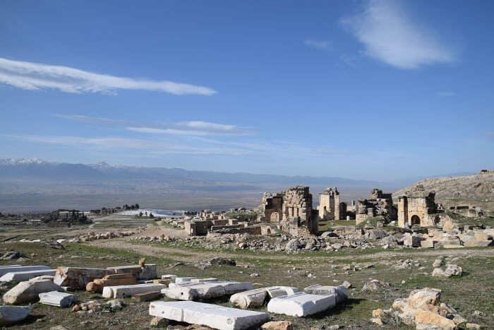 Hierapolis City Ruins