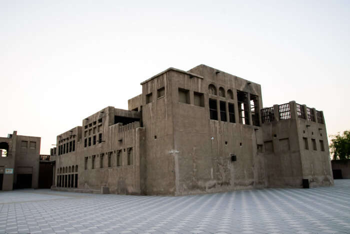 History of the Sheikh Saeed Al Maktoum House