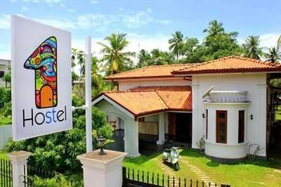 Hostel First @Colombo Airport