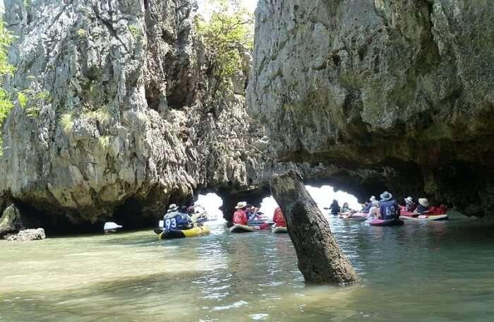 How To Reach Ao Phang Nga National Park