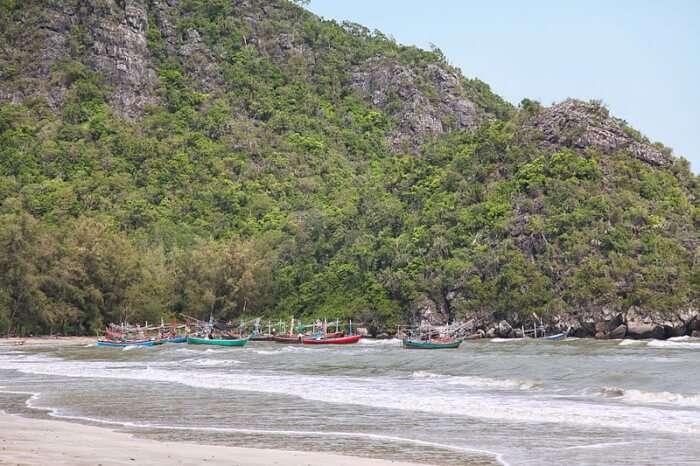How To Reach Kho Sam Roi Yot National Park