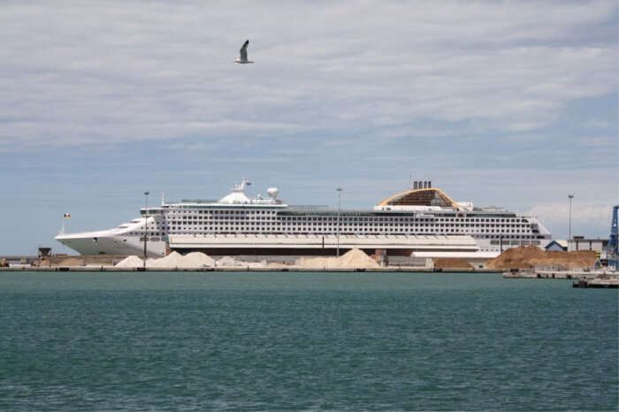 Indian Ocean Gala Cruise