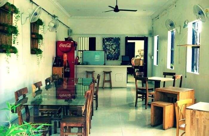 Jaan Bai Restaurant